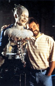 Frakes & B queen laughing