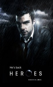 Quinto got his name in TV as Sylar