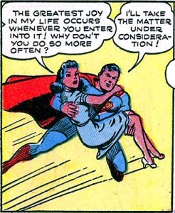 Jerry Siegel and Joe Shuster created Superman in the 1930's