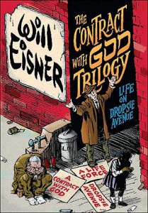 "Will Eisner's 1970s ""comics"" were considered ""graphic novels"""